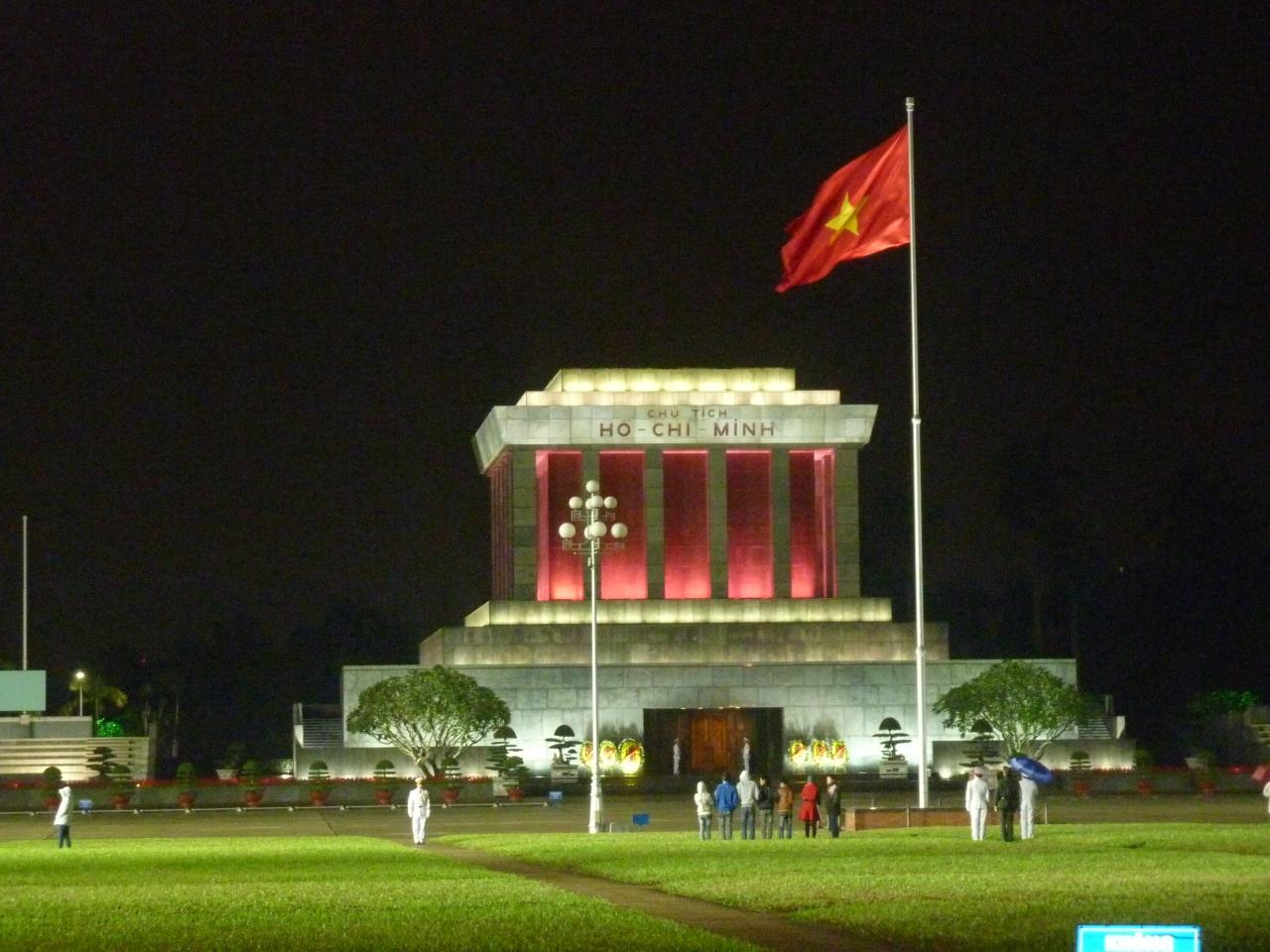 Hanoi: de eerste dagen in eenmierenhoop
