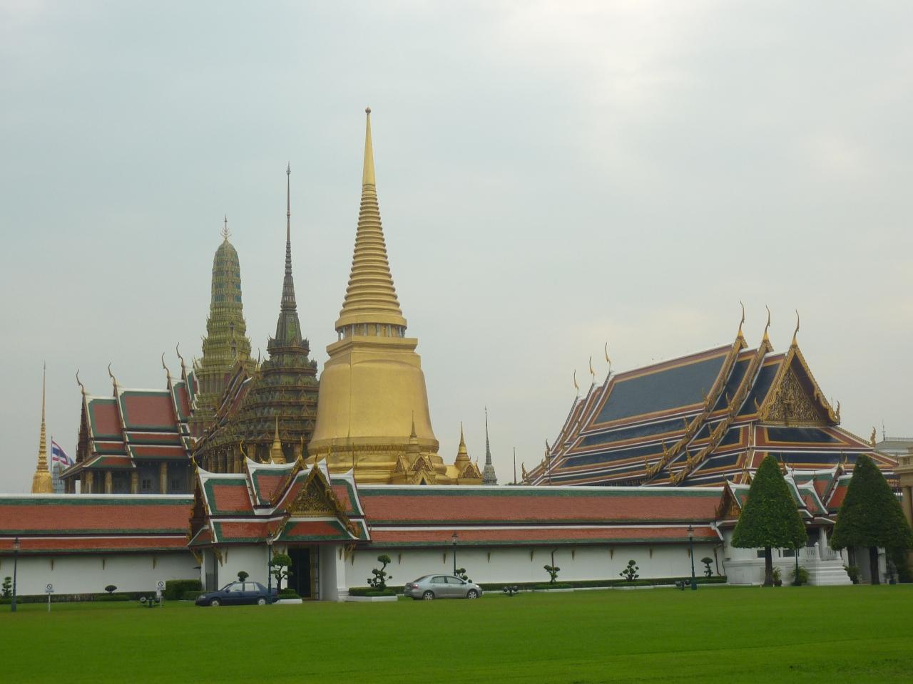 Bangkok: metropool waar je geen genoeg vankrijgt