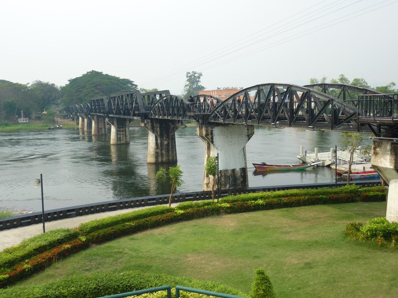 Kanchanaburi en Ayutthaya: steden volhistorie