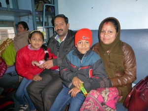 De Indiase familie