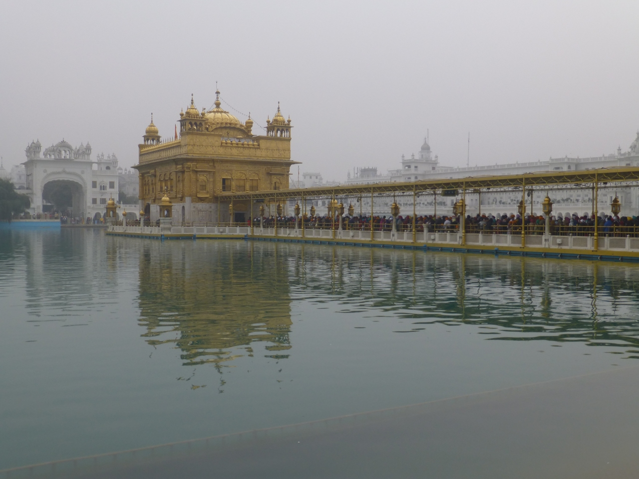 Amritsar: Heilige stad van desikhs
