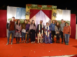 Will, Terri, Kahi, Jessica, Francisca, bruidegom, bruid, Matthew, Nadia, ik, Menali.
