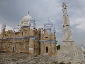 Een van de 84 tempels.