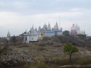 Tempelcomplex van Sonagir.