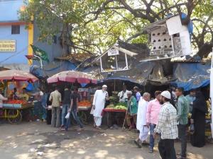 Mumbai, Dharavi, het Witte Huis!