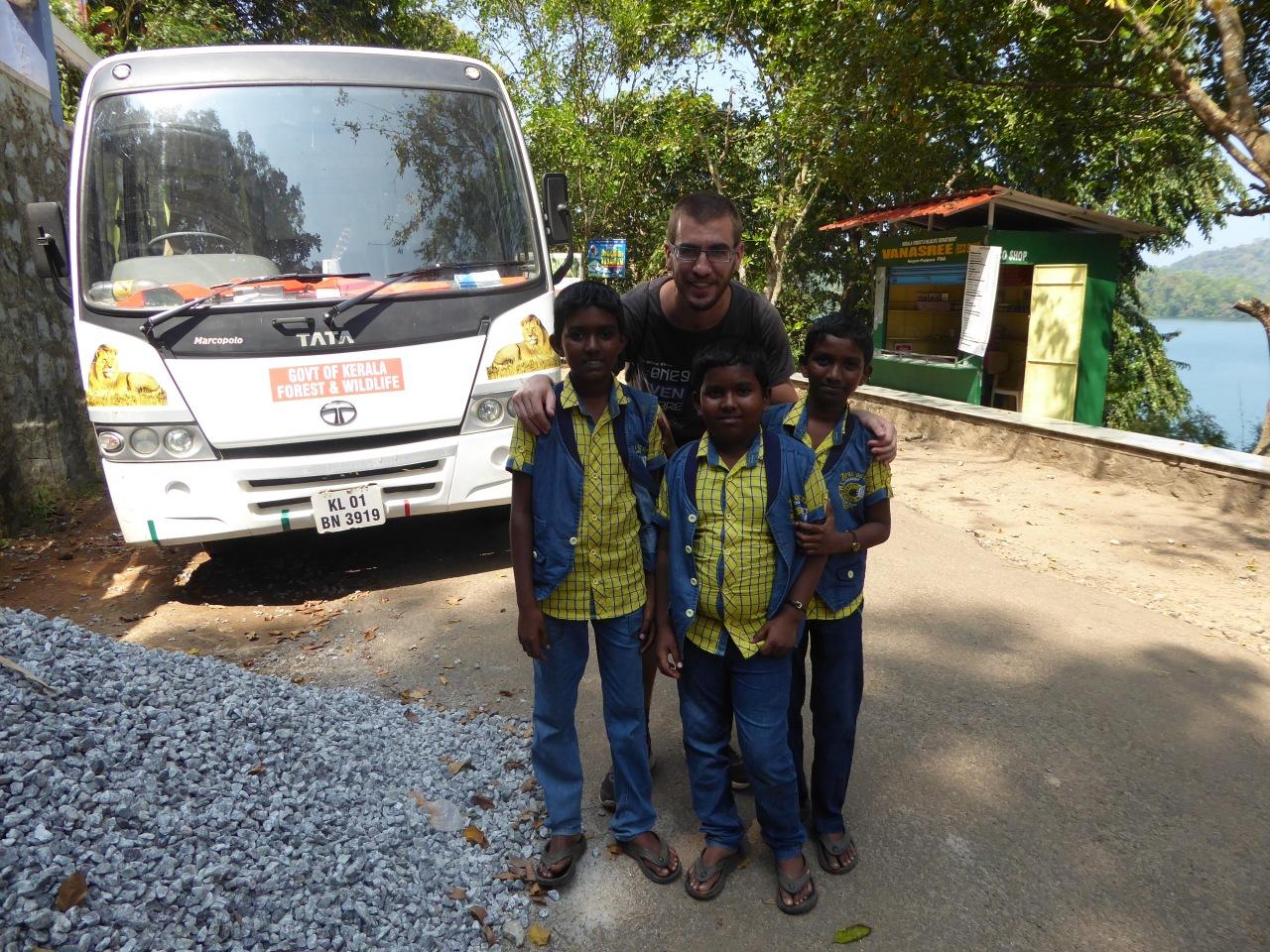 Kerala: Een diepe buiging en een heel grootdankjewel!