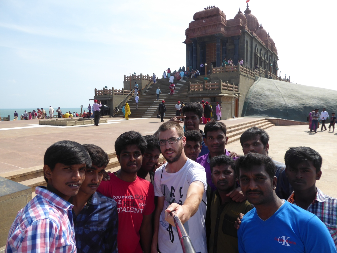Kanyakumari en Madurai, pracht enpraal