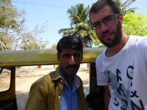 Met Ravi in Mysore.