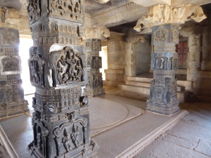 Hajari Rama tempel.